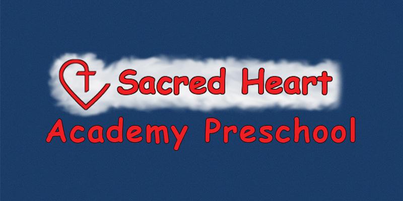 Sacred Heart Academy Preschool Logo