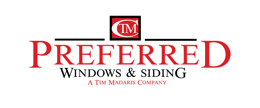 Preferred Windows and Siding Logo