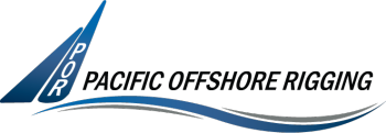 Pacific Offshore Rigging Logo