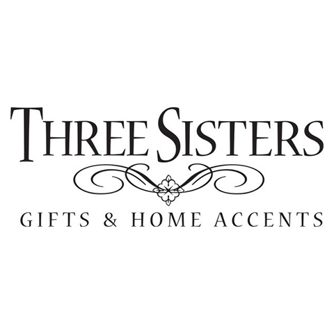 Three Sisters Gifts and Home Accents Logo