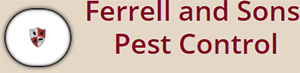 Ferrell and Sons Pest Control Logo