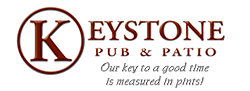Keystone Pub & Patio Lewis Center Logo