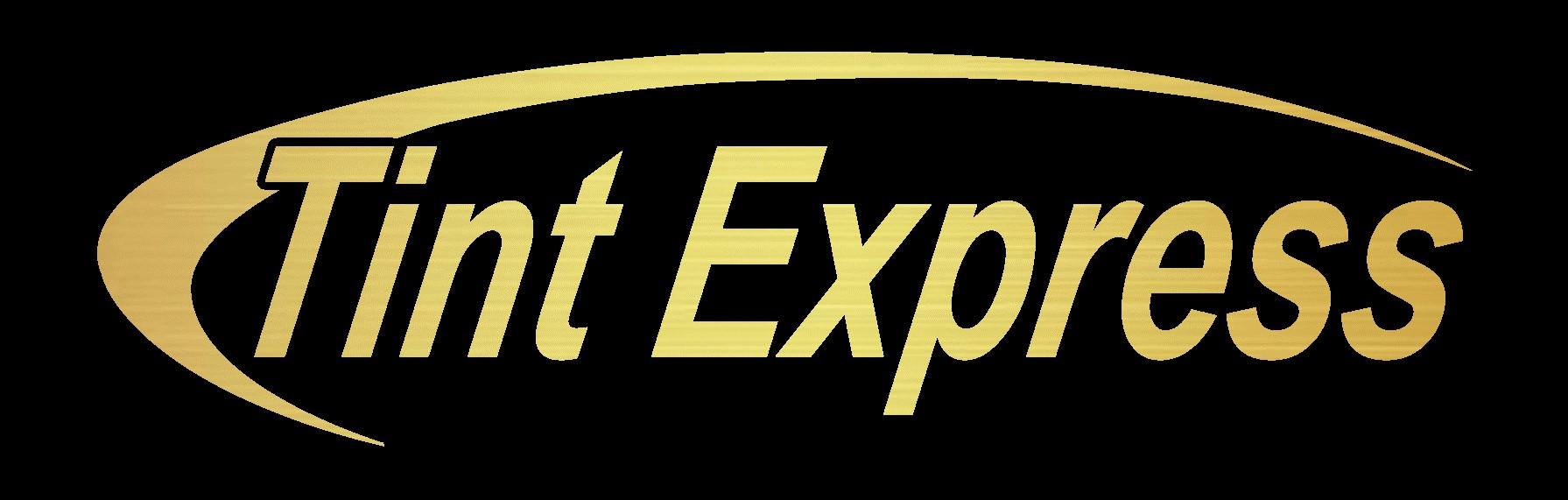 Tint Express Logo