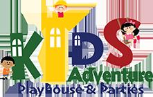 Kids Adventure Playhouse and Parties Logo