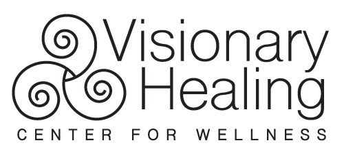 Visionary Healing Center for Wellness Logo
