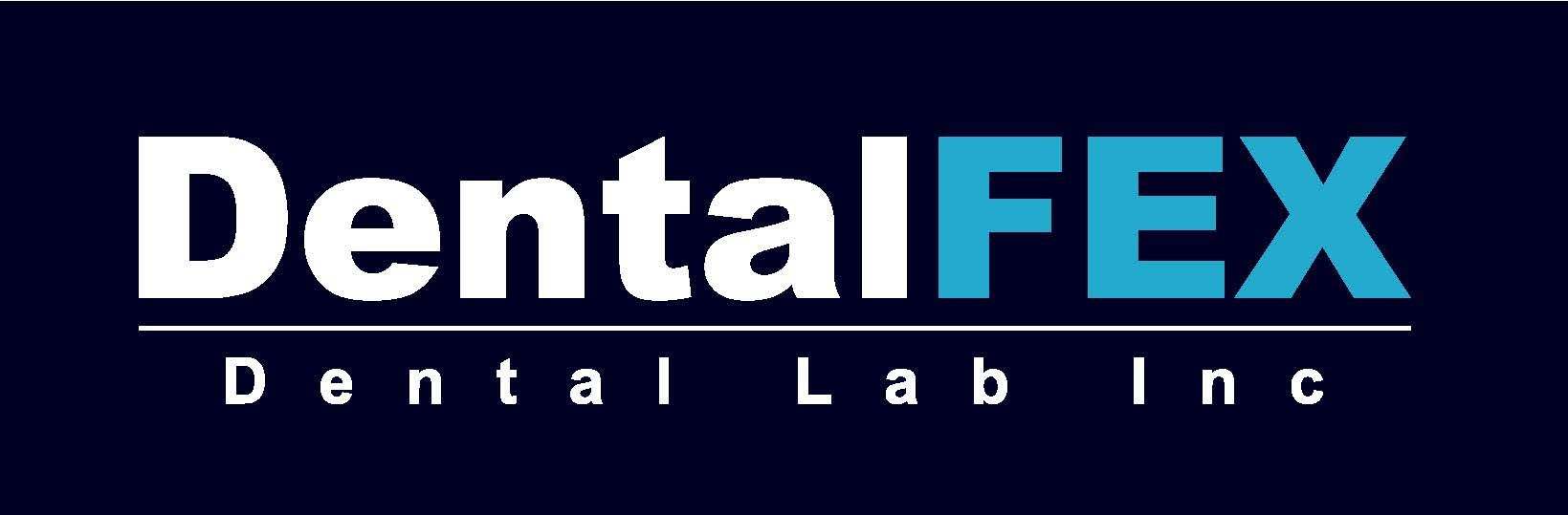 DentalFex Dental Lab Logo