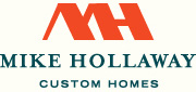 Mike Hollaway Custom Homes Logo