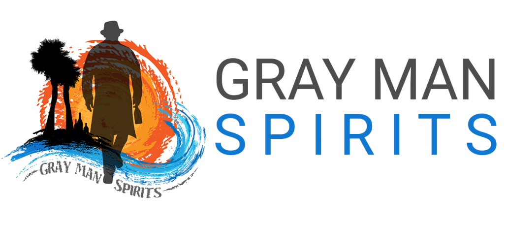 Gray Man Spirits @ Market Common Logo