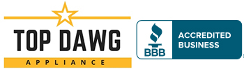 Top Dawg Appliance Repair Service Logo