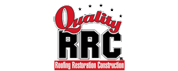 Quality Roofing Restoration and Construction Logo