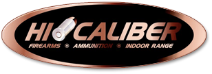 Hi-Caliber Firearms Logo