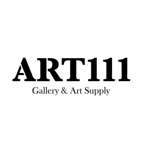 Art111 Gallery & Art Supply Logo