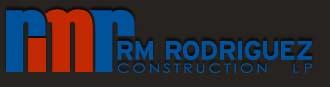 RM Rodriguez Construction Logo