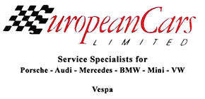 European Cars Limited Logo