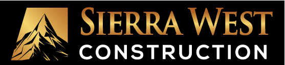 Sierra West Construction Logo