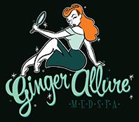 Ginger Allure MedSpa Logo