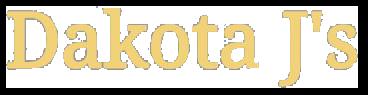 Dakota J's Logo