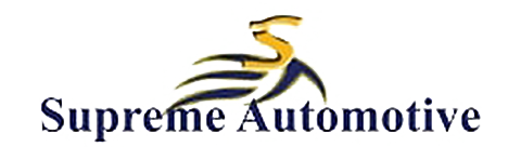 Supreme Automotive Service & Repair Logo