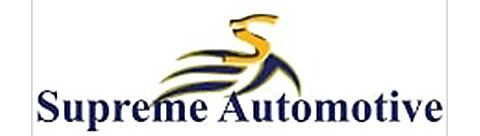 Supreme Automotive Service & Repair Logo