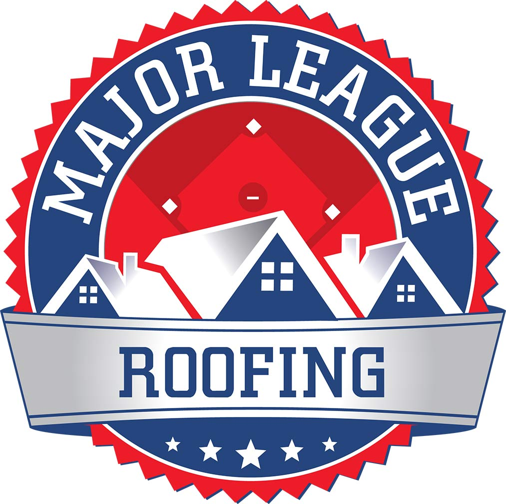 Major League Roofing Logo