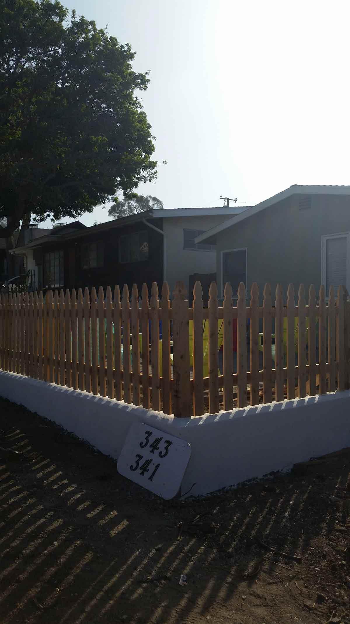 Fence Amp Masonry Contractor Costa Mesa Ca Fence