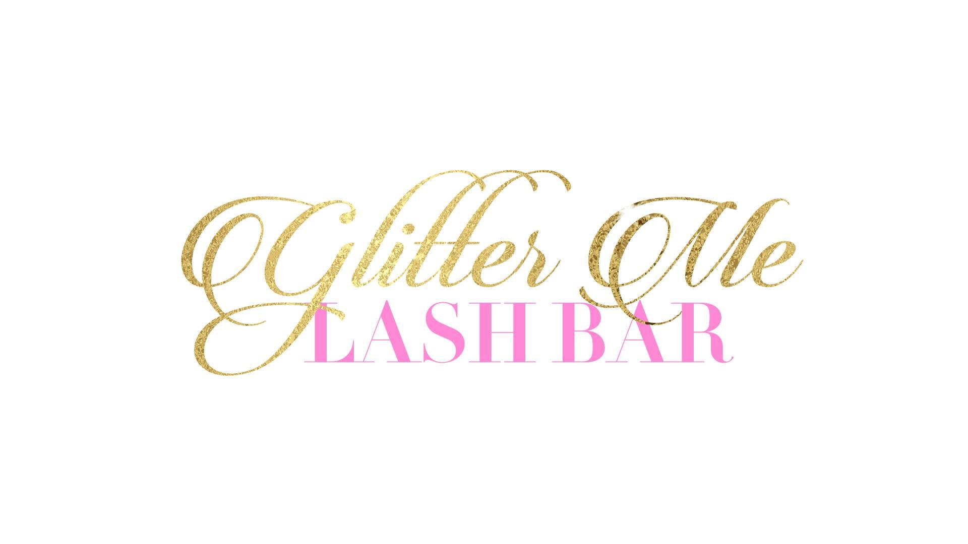 Glitter Me Lash Bar Logo