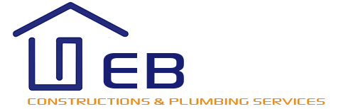 EB Construction & Plumbing Services Logo