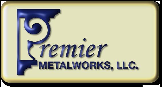 Premier Metalworks, LLC. Logo