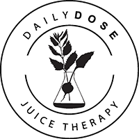 Daily Dose Juice Therapy Logo
