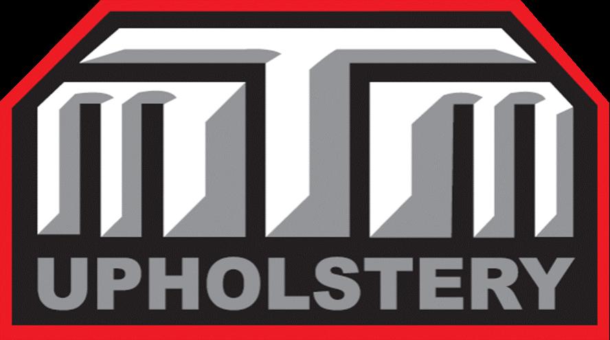 MTM Upholstery Logo