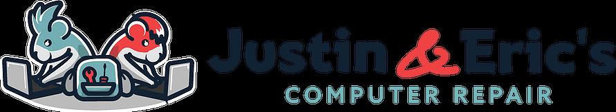 Justin & Eric's Computer Repair Logo