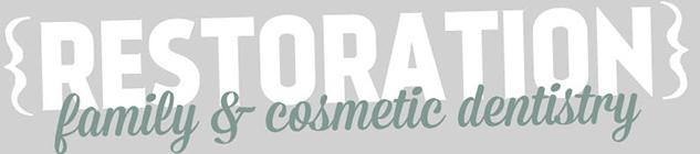 Restoration Family & Cosmetic Dentistry Logo