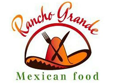 Mariscos Rancho Grande Mexican Food Logo