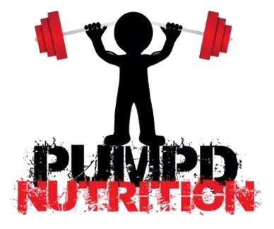 Pumpd Nutrition Katy Logo