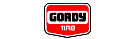 Gordy Auto Repair & Tire Logo