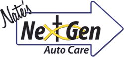 Nate's Next Gen Auto Care Logo