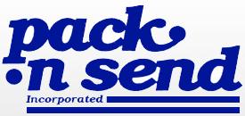 Pack n Send Logo