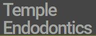Temple Endodontics Logo