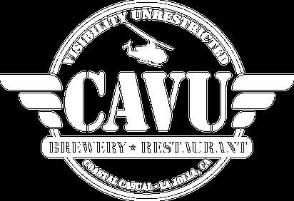 CAVU Brewery & Restaurant Logo
