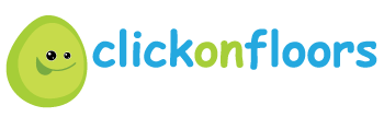 clickonfloors Logo