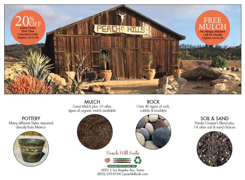 Landscaping Supply Moorpark Ca