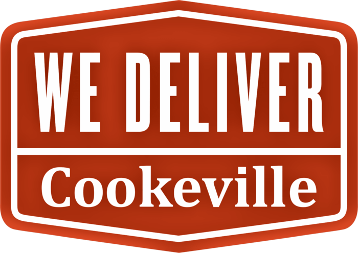 We Deliver Cookeville Logo