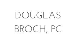 Douglas Broch, PC Logo