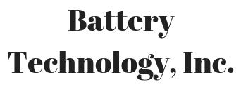 Battery Technology, Inc. Logo