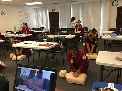 CPR Training Santa Fe Springs, CA   Emergency Training ...