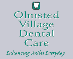 Olmsted Village Dental Care Logo
