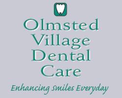 Olmsted Village Dental Care Logo