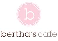 Bertha's Cafe Logo