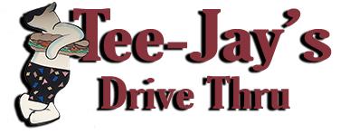 Tee Jays Drive Thru & Deli Logo