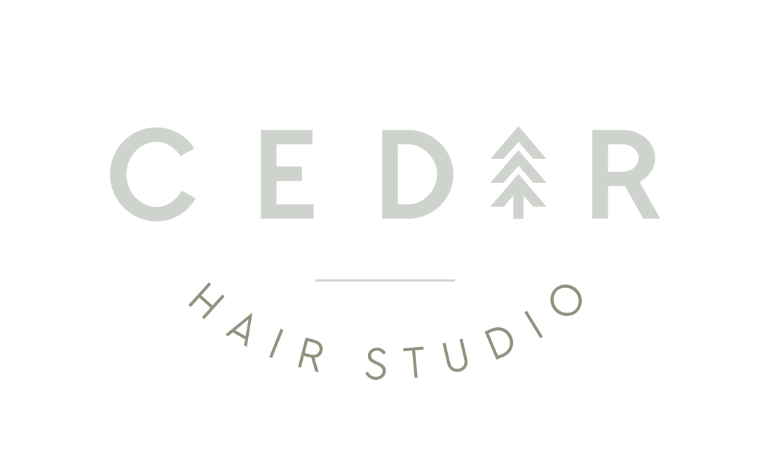 Cedar Hair Studio Logo